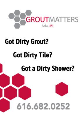 Grout Matters Grand Rapids MI