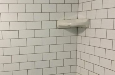 Tile Cleaning & Color Seal